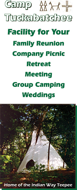 camp tuckabatchee brochure image